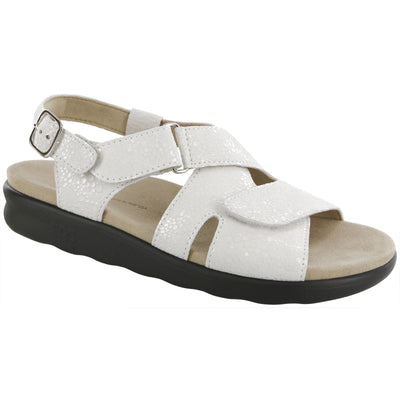 SAS Shoes Huggy Vanilla: Comfort Women's Sandals