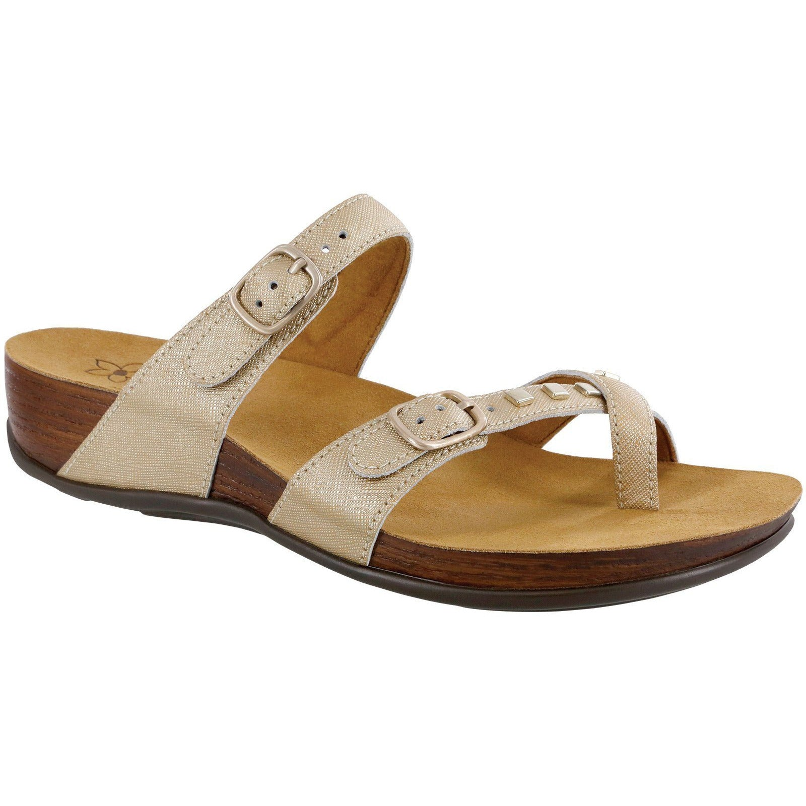 Jett Gold by SAS Shoes: Comfort Women's Sandals