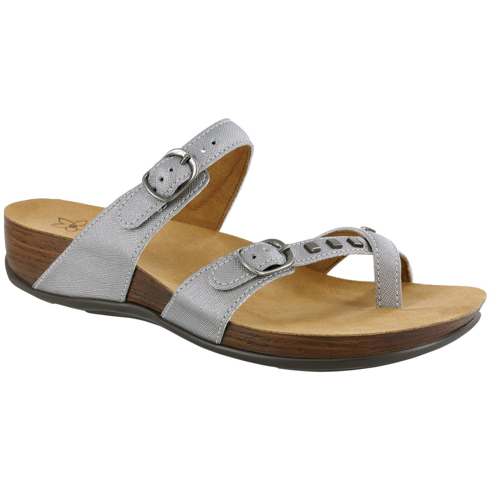 Jett Steel by SAS Shoes: Comfort Women's Sandals