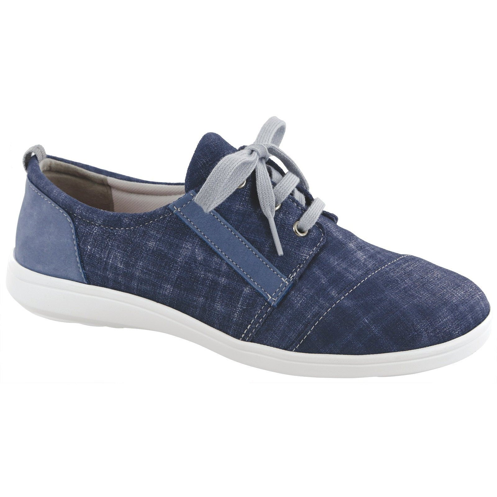 Marnie Blue Jay / Nubuck by SAS Shoes: Comfort Women's Shoes