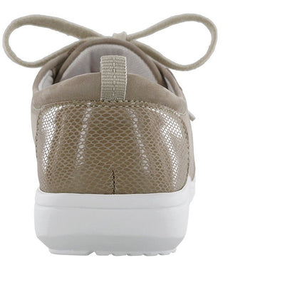 SAS Shoes Marnie Taupe / Snake: Comfort Women's Shoes