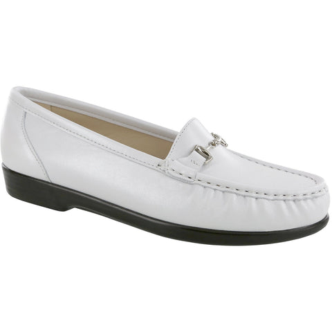 SAS Shoes Metro Pearl White: Comfort Women's Shoes