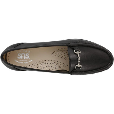 SAS Shoes Metro Smooth Black: Comfort Women's Shoes