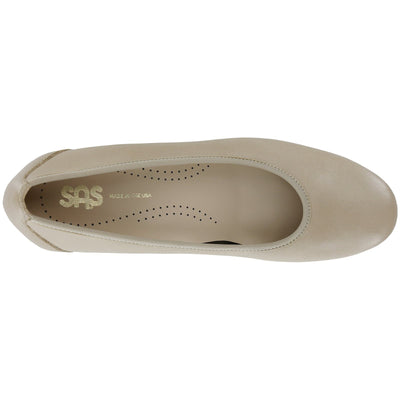 SAS Shoes Milano Crema: Comfort Women's Shoes