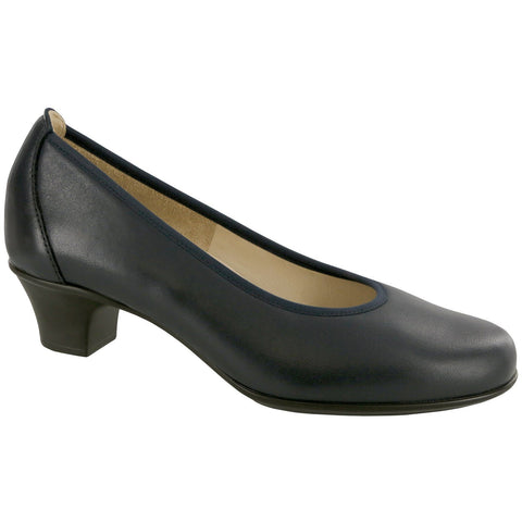 SAS Shoes Milano Navy: Comfort Women's Shoes