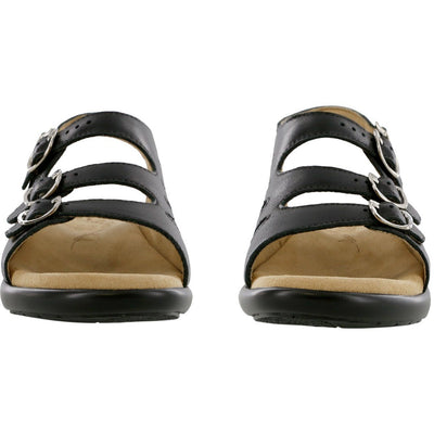SAS Shoes Mystic Black: Comfort Women's Sandals