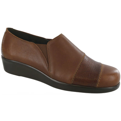 SAS Shoes Nora Auburn / Lizard: Comfort Women's Shoes