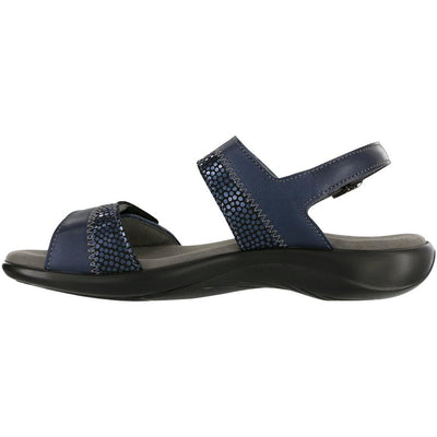 SAS Shoes Nudu Navy: Comfort Women's Sandals