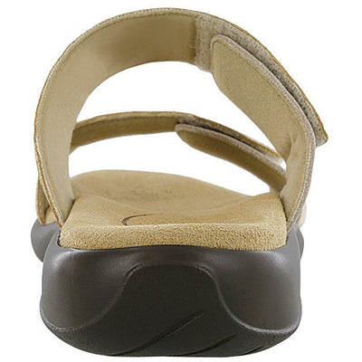 SAS Shoes Nudu Slide Golden: Comfort Women's Sandals