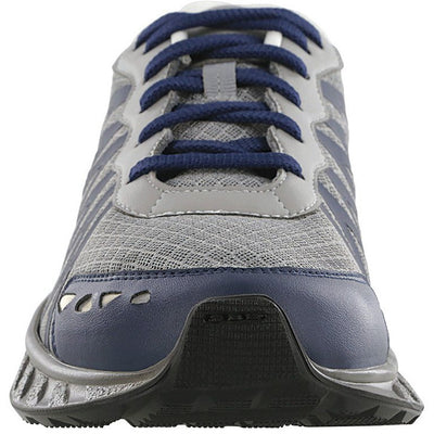 SAS Shoes Pursuit Gray / Navy: Comfort Men's Shoes