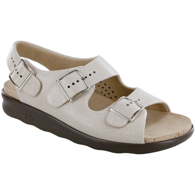 Relaxed Web Linen by SAS Shoes: Comfort Women's Sandals