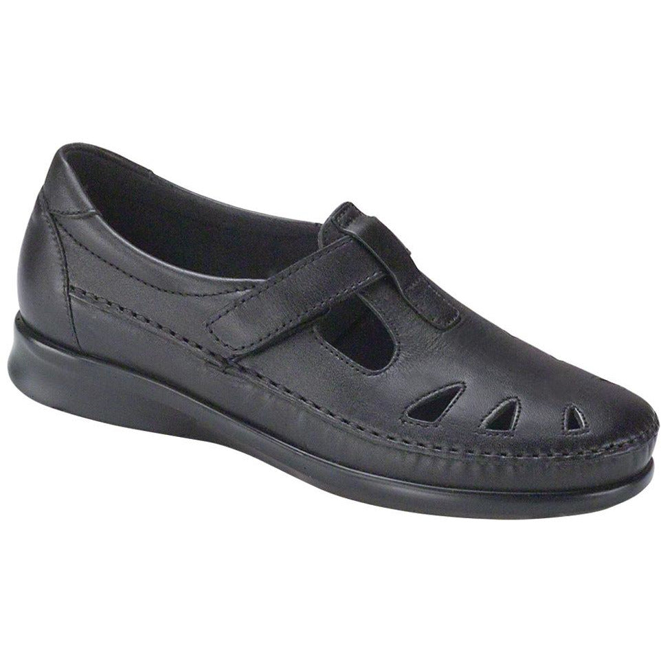 SAS Shoes Roamer Black: Comfort Women's Shoes