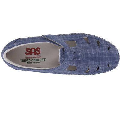 SAS Shoes Roamer Blue Jay: Comfort Women's Shoes