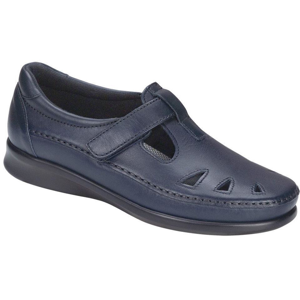 SAS Shoes Roamer Navy: Comfort Women's Shoes