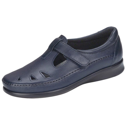 Roamer Navy by SAS Shoes: Comfort Women's Shoes