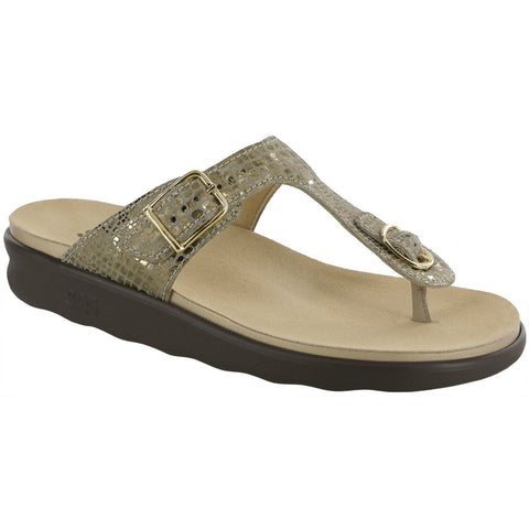 SAS Shoes Sanibel Olive Gold: Comfort Women's Sandals