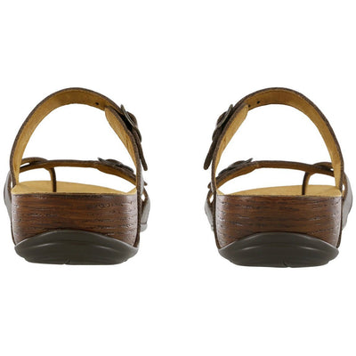 SAS Shoes Shelly Coffee: Comfort Women's Sandals