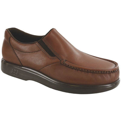 SAS Shoes Side Gore Antique Tan: Comfort Men's Shoes
