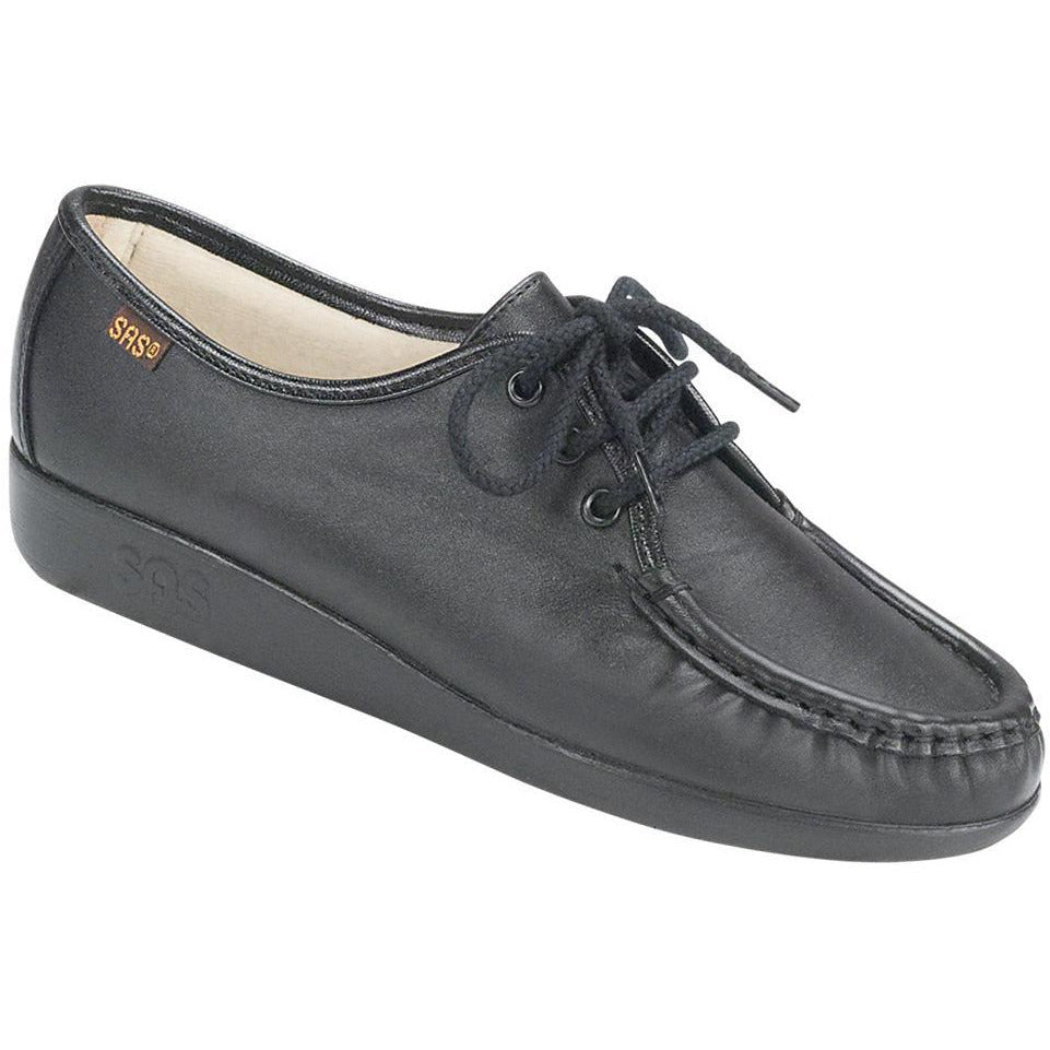 Siesta Black by SAS Shoes: Comfort Women's Shoes