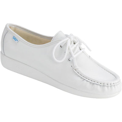 SAS Shoes Siesta White: Comfort Women's Shoes