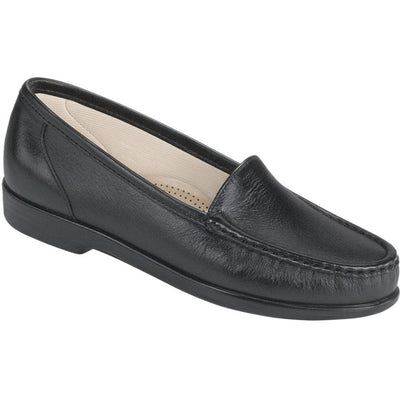 SAS Shoes Simplify Black: Comfort Women's Shoes