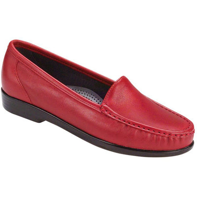 SAS Shoes Simplify Red: Comfort Women's Shoes