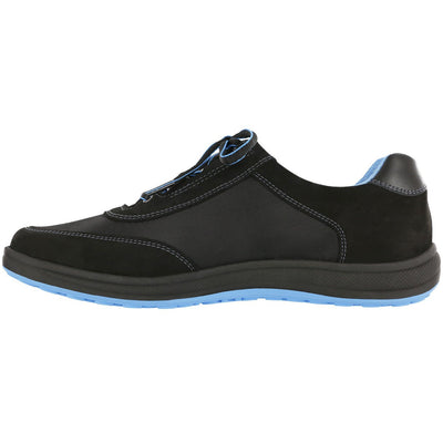 SAS Shoes Sporty Black: Comfort Women's Shoes
