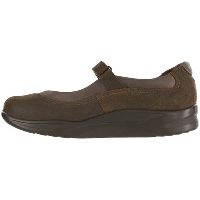 SAS Shoes Step Out Brown: Comfort Women's Shoes