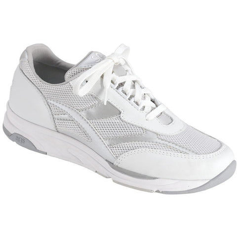 SAS Shoes Tour Mesh Silver: Comfort Women's Shoes