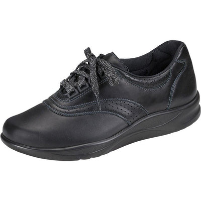 Walk Easy Black by SAS Shoes: Comfort Women's Shoes