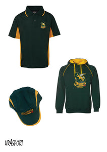 HAYS PADDOCK Deeners one day playing polo top , cap & hoodie bundle