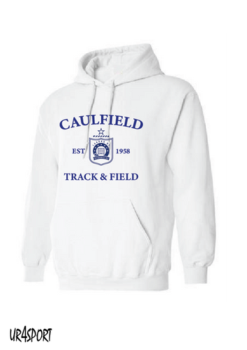 Caulfield - Track & Field Hoodie *** ORDER PERIOD EXTENDED TO 7TH DEC ***