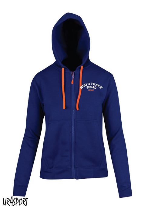 ROD'S TRACK SQUAD - Zip thru Hoodie **available to order now**