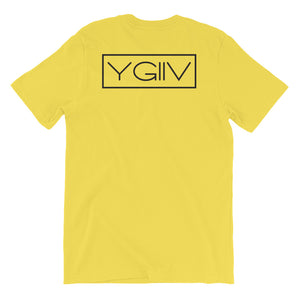 YGIIV Front & Back T-Shirt