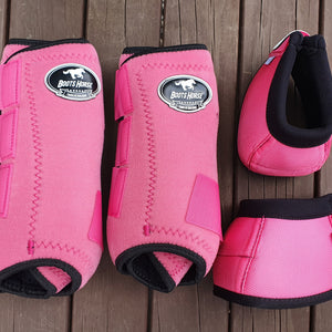 Boots Pink