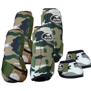 Sport Medicine boots - Camouflage Green