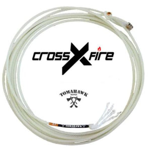 Cross Fire Head Rope - four strand