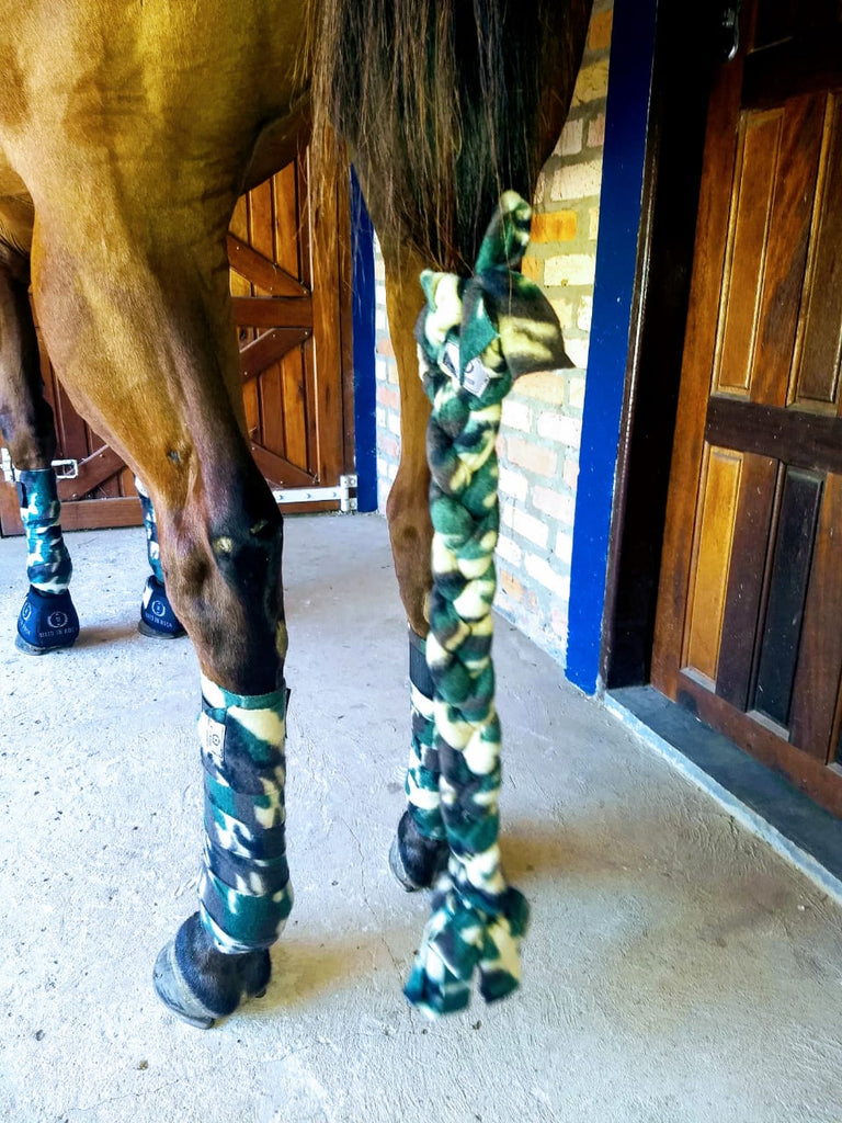 Polo Bandages / Wraps - Camo set