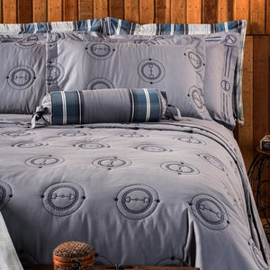 Jockey Coverlet Set