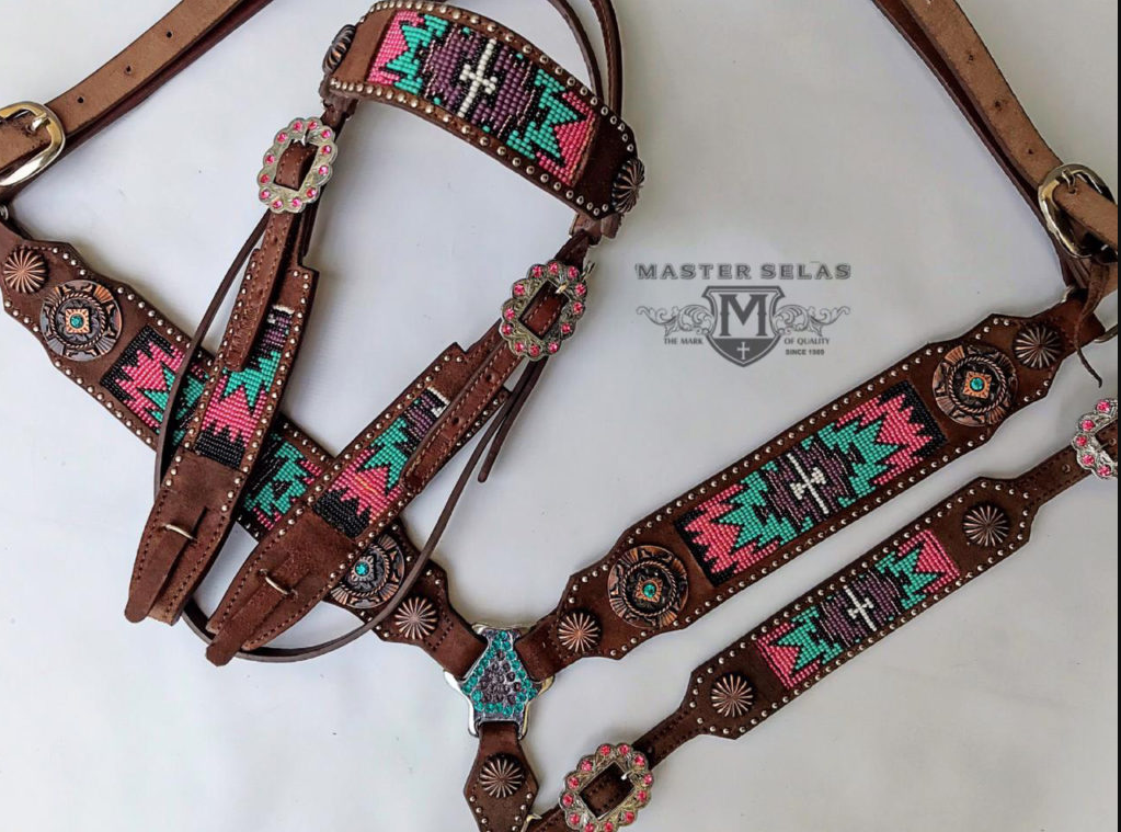 Breastplate & headstall