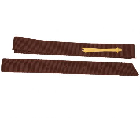 Latigo Set - Brown