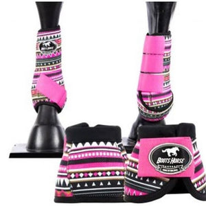Sport Medicine boots - Pink Tribal