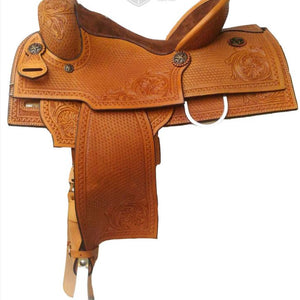 Master Saddle - Reining MR002
