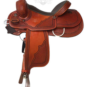 Master Saddle - Reining MR003