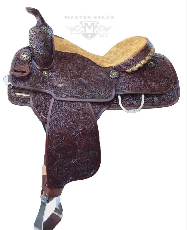 Master Saddle - Reining MR004