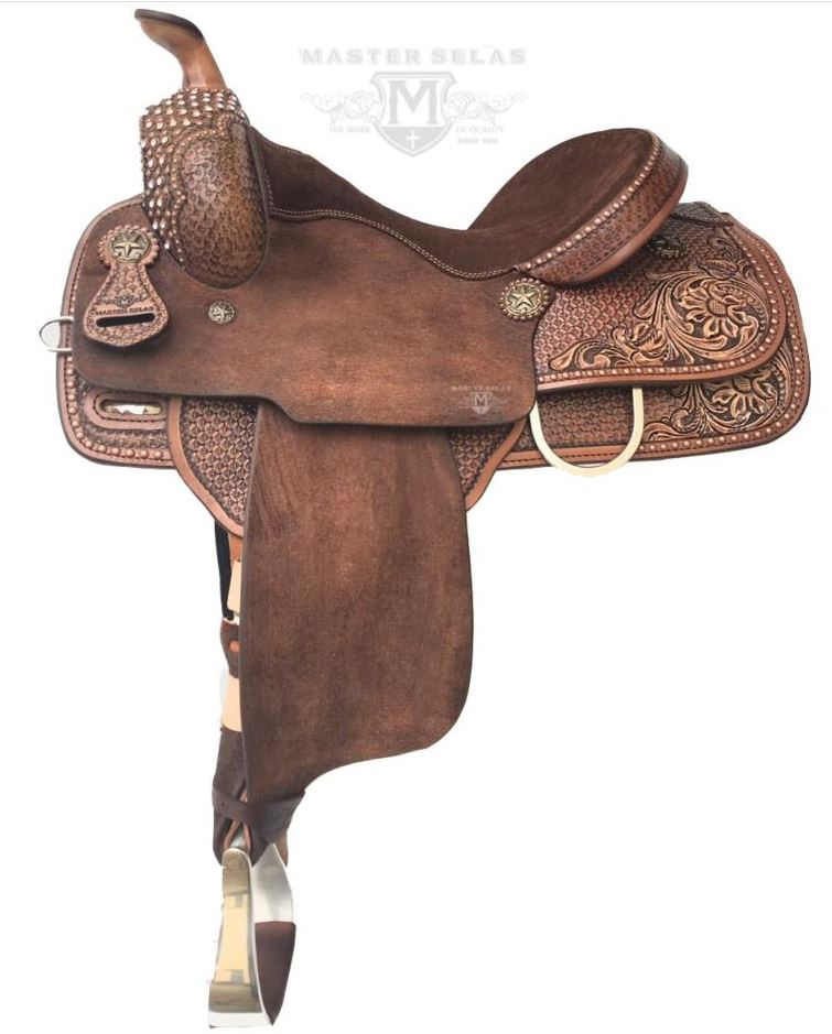 Master Saddle - Reining MR007