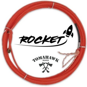 Tomahaw Rope Rocket Head - four strand