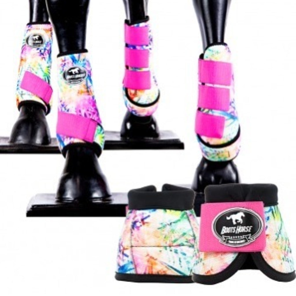 Sport Medicine boots - Colorful Forest