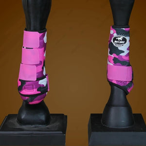 Sport Medicine boots - Camouflage Pink