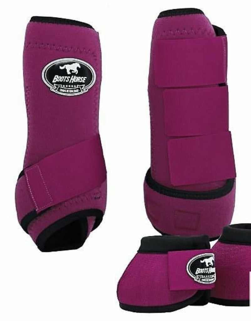 Sport Medicine boots - Grape (New)